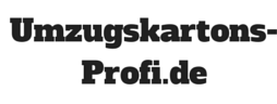Umzugskartons Profi logo
